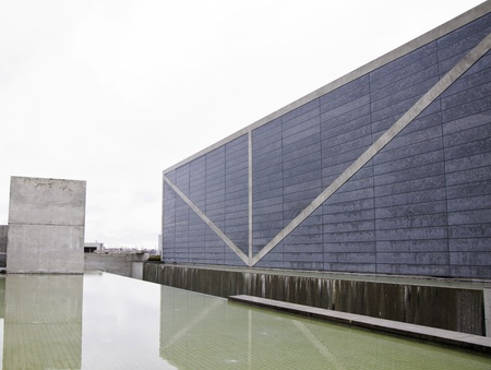 remodelled: Sayamaike Historical Museum, Osaka, Japan, The Sayamaike was constructed as an agricultural reservoir for flood control measures but was remodelled into a flood control dam.