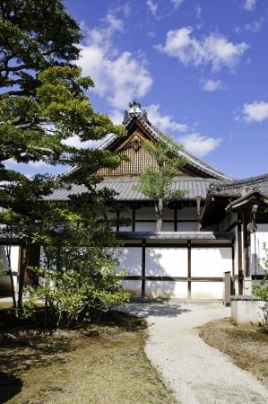 shogun: Nijo Castle was built in 1603 as the Kyoto residence of Tokugawa Ieyasu, the first shogun of the Edo Period (1603-1867)