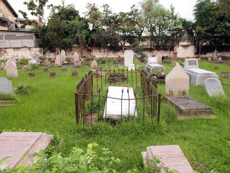 krung: The Protestant Cemetery Bangkok is located in the southern stretch of old Charoen Krung Road and preserves the memory of some of the early foreign pioneers who lived, worked and died in Bangkok.