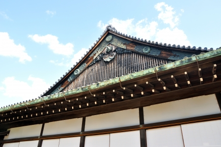 nijo: Nijo Castle was built in 1603 as the Kyoto residence of Tokugawa Ieyasu, the first shogun of the Edo Period (1603-1867)