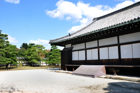 nijo: Nijo Castle was built in 1603 as the Kyoto residence of Tokugawa Ieyasu, the first shogun of the Edo Period  1603-1867