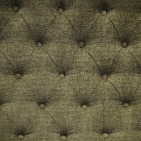 Leather upholstery of a magnificent sofa  photo