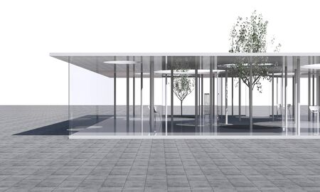 defined: Architettura concettuale, colonna tra lo spazio per la funzione definita di spazio