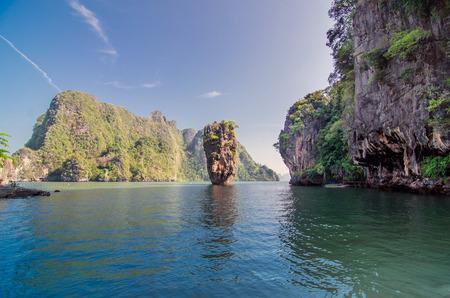 phuket province: Island in Phuket, Thailand