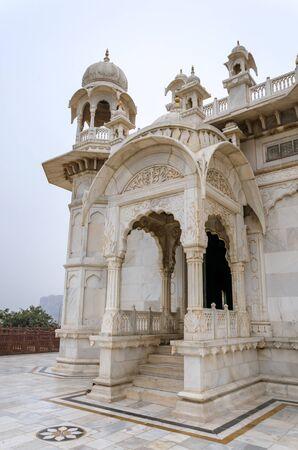 Jaswant Thada memorial, Jodhpur, Rajasthan, India.