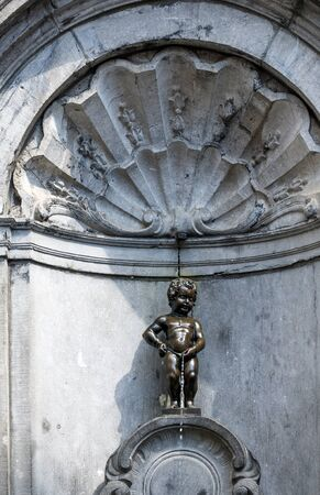 pee pee: Manneken Pis (Little man Pee), a bronze sculpture in Brussels, Belgium