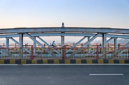 ellis: Ellis Bridge in Ahmedabad, Gujarat, India
