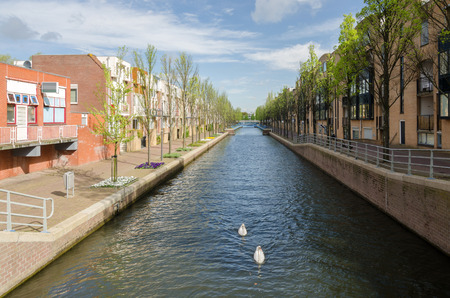 almere: City of Almere, Flevoland, the newest city in the Netherlands