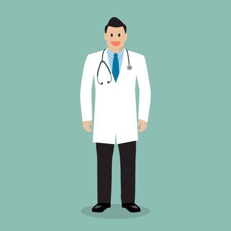 doctor vector: Doctor Vector Illustration. character design Illustration