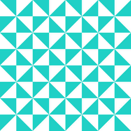 Simple triangle geometry pattern. Seamless pattern background. Vector illustration