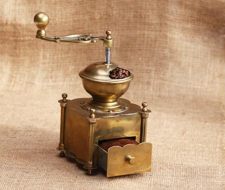 Coffee grinder Stock Photo - 13293094