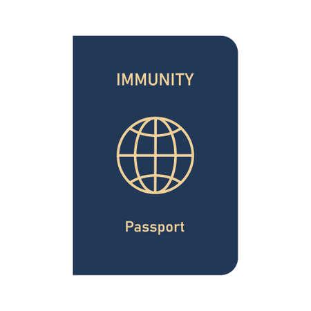Immunity Passport or Vaccine Passport for travel during Coronavirus Pandemic.