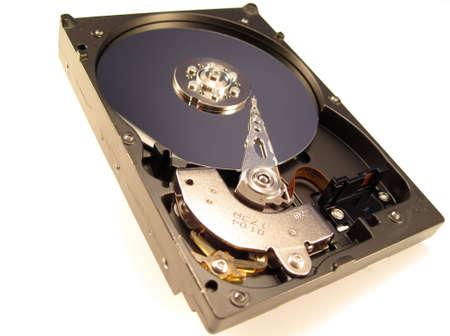 CPU Hard Drive photo