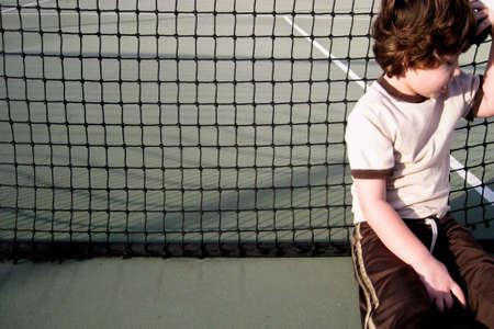 Ball Boy Frustration photo
