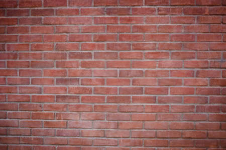 A 오래 된 벽돌 벽의 닫습니다.