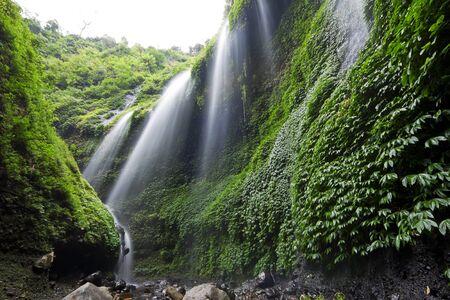 Madakaripura Waterfall  East Java, Indonesia