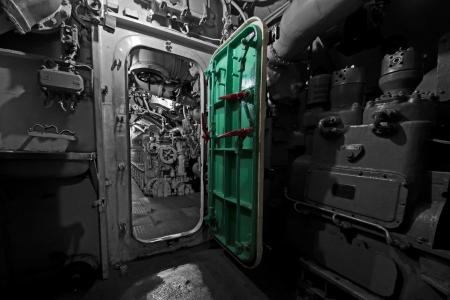 Inner Old Submarine - WWII  Редакционное