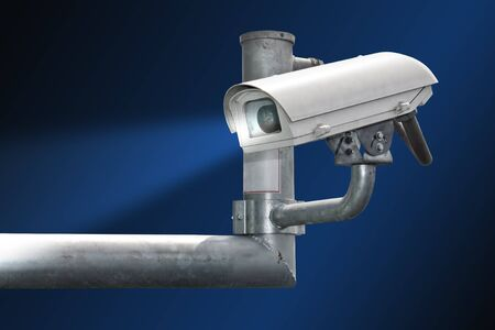 security cctv camera  photo