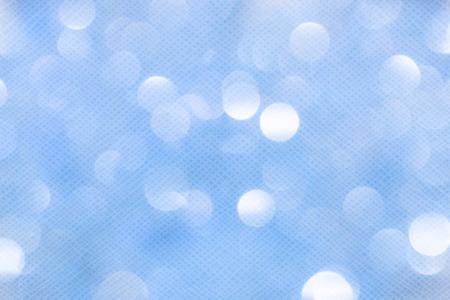 Christmas background, bubble and bokeh photo