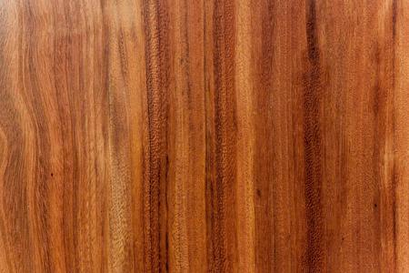 Textuur van teakhouten achtergrond, gemaakt van teakboom Stockfoto