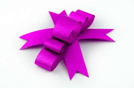 Purple Ribbon Stock Photo - 16818922