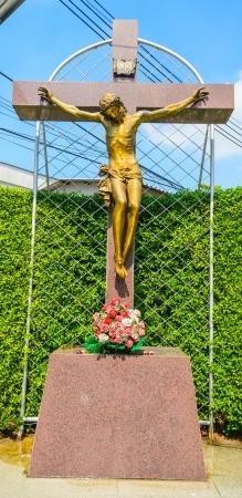 Statue around the church in bangkok. Stock Photo - 17292955