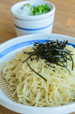 resturant: Ramen in the japanese resturant.