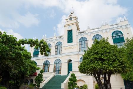 Beaituful building in bangkok province (Thailand) Stock Photo - 18613089