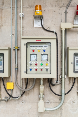 Electric system photo
