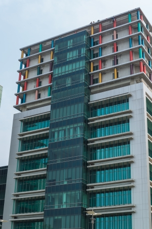Building in bangkok province (Thailand) Stock Photo - 18613177
