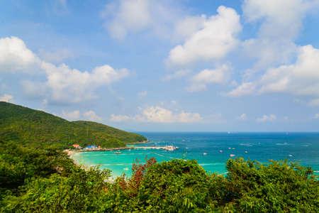Beautiful island from thailand photo