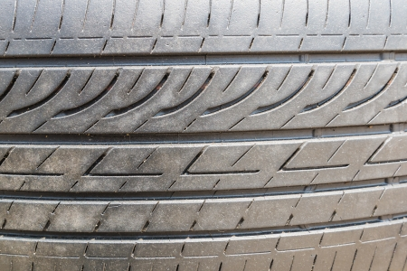 Tire texture Stock Photo - 18672582