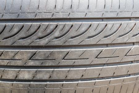 Tire texture Stock Photo - 18672582