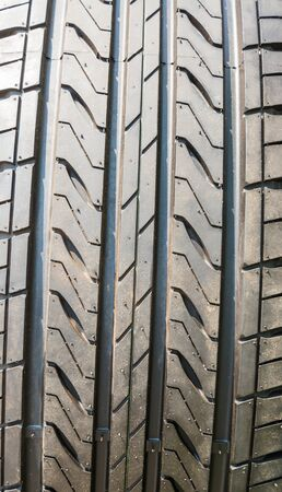 Tire texture Stock Photo - 18672479