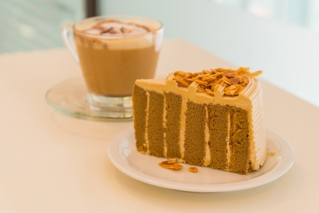 Coffee cake photo