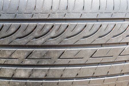 Tire texture Stock Photo - 19041114