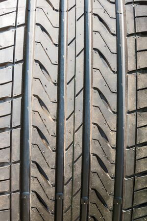 Tire texture Stock Photo - 19041115