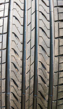 Tire texture Stock Photo - 19040956