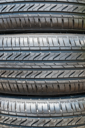 Tire texture Stock Photo - 19041139