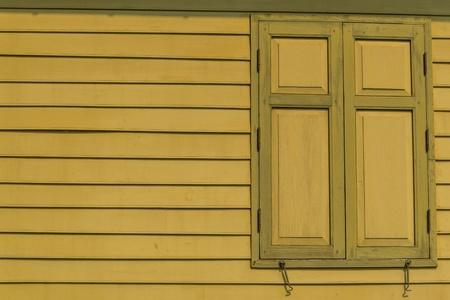 Beautiful door&window style from sanamchan castle Stock Photo - 19958751
