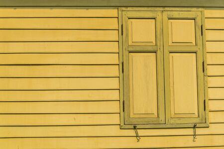 Beautiful door&window style from sanamchan castle Stock Photo - 19958757