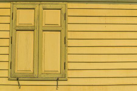 Beautiful door&window style from sanamchan castle Stock Photo - 19958752