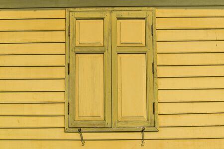Beautiful door&window style from sanamchan castle Stock Photo - 19958758