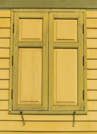 Beautiful door&window style from sanamchan castle Stock Photo - 19958747