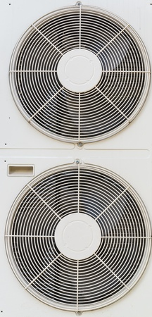 coolant: Electric fan aircondition