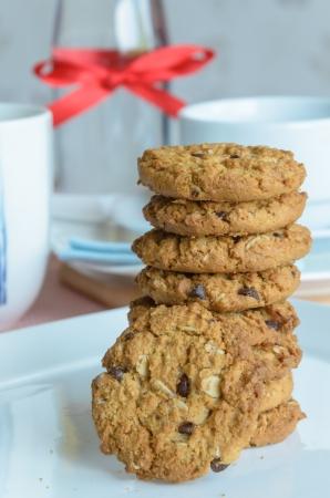 Cookie chocolate chip photo