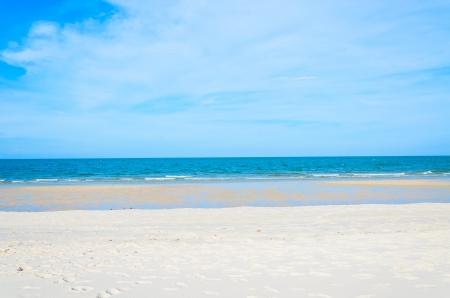 Beach in thailand photo