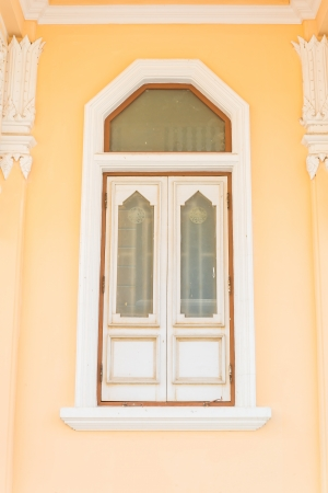 Window style from thailand photo