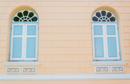 Window style from thailand Stock Photo - 20360991