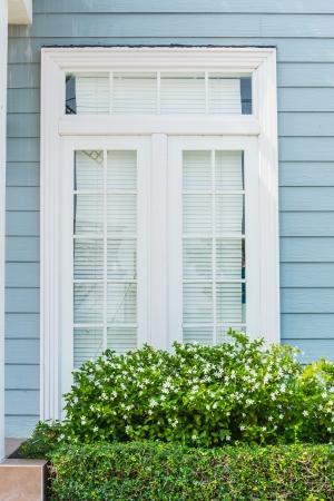 Schöne Fenster Stil in Thailand Standard-Bild - 20361140